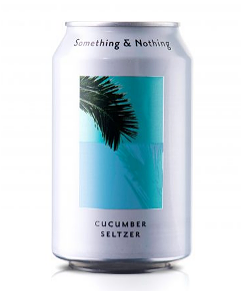 Foto Something and Nothing - Cucumber Seltzer
