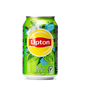 Foto Lipton Ice Tea Green